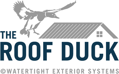 THE ROOF DUCK Mobile Logo