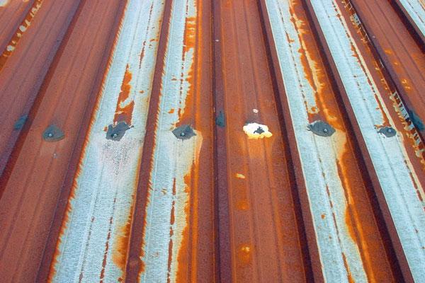 Dissimilar Metals Beware 169 Watertight Metal Roofing