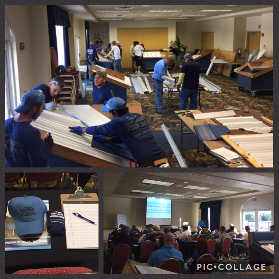 2017 Annual Training C Watertight Metal Roofing Systems